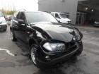carro BMW acidentado