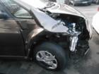 carro KIA acidentado