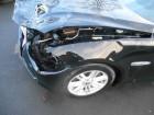 carro Jaguar acidentado