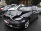 carro break BMW acidentado