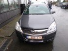 carro Opel acidentado