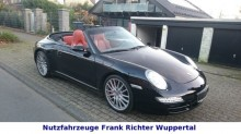 used Porsche cabriolet car