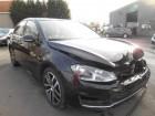 carro break Volkswagen acidentado