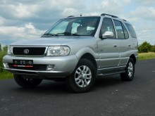 used Tata 4X4 / SUV car