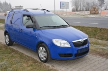 used Skoda estate car