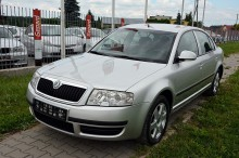 Skoda Superb car