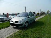 Renault Scenic car