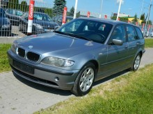 used BMW estate car