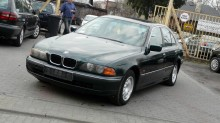 used BMW MPV car