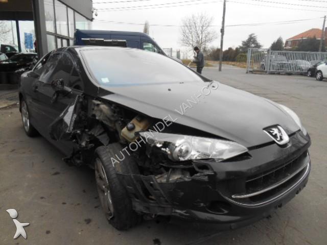 voiture accident peugeot 407 gazoil annonce n 1245090. Black Bedroom Furniture Sets. Home Design Ideas