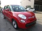 samochód Fiat powypadkowy