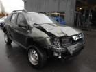 samochód kombi Dacia powypadkowy