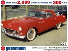 used Ford cabriolet car