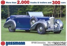 used Bentley cabriolet car