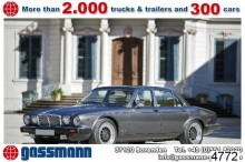 Jaguar JAGUAR Daimler Double Six Lister Umbau SHD/Leder car