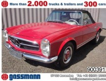 Mercedes 230 / SL Navi/Leder car