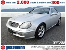 used Mercedes cabriolet car