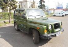 samochód 4x4 KIA używany
