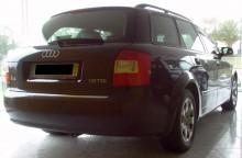 carro berlina Audi usado