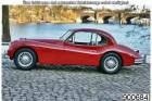 carro cupé Jaguar usado