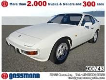 Porsche 924 S Coupe, Targa-Dach, 2x VORHANDEN! Autom. car