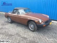 used MG cabriolet car