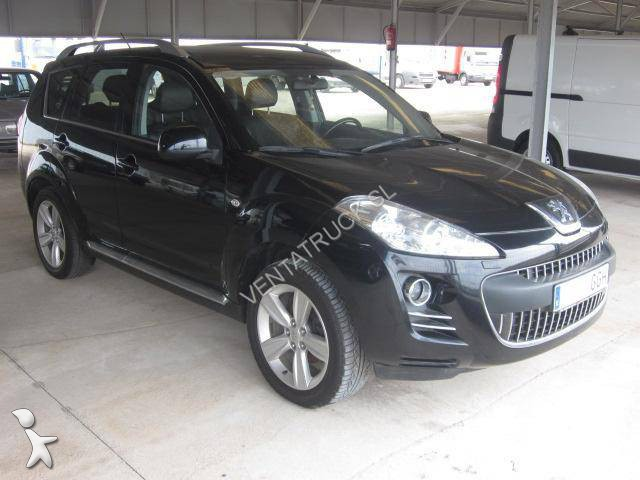 voiture 4x4 suv occasion peugeot 4007 2 2 hdi sport 4x4. Black Bedroom Furniture Sets. Home Design Ideas