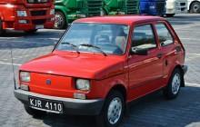 samochód coupé Fiat używany