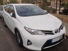 carro Toyota Auris 90D ACTIVE +P LOOK