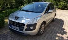 samochód monospace Peugeot używany