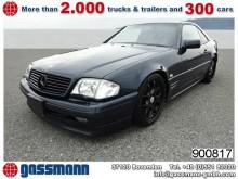Mercedes SL 320, 27x VORHANDEN! Autom./Sitzhzg./Klima/NSW car