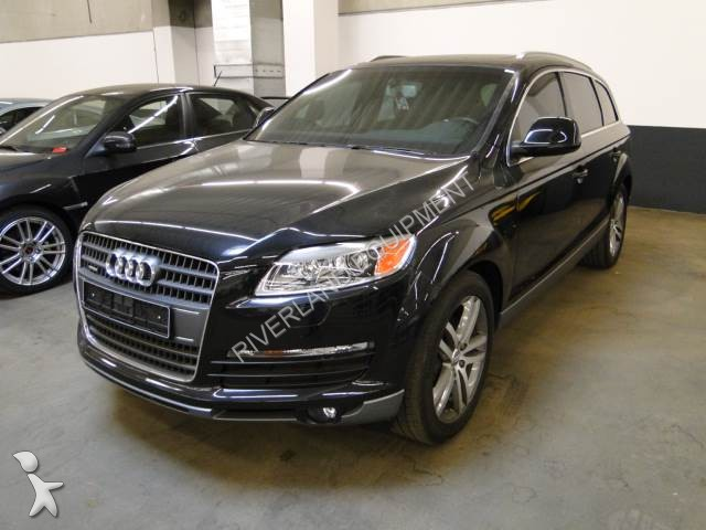 voiture occasion audi q7 demo armoured class b7 annonce n 1441797. Black Bedroom Furniture Sets. Home Design Ideas