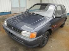 automobile Toyota Starlet 1.0