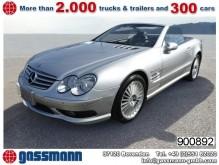 Mercedes SL 55 AMG, 500 PS, 16x VORHANDEN! Autom./Klima car