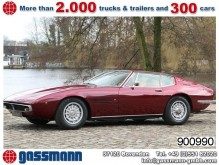 used Maserati coupé car