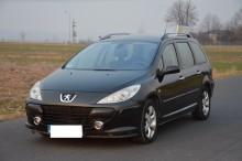 used Peugeot estate car