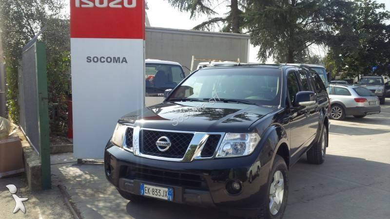 voiture pick up occasion nissan navara gazoil annonce n 1604017. Black Bedroom Furniture Sets. Home Design Ideas