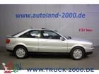Audi Coupé 2.0 Coupe Automatik-Scheckheftgepflegt car