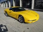 carro cupé Corvette usado