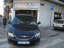 used Chrysler MPV car