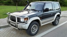 used Mitsubishi 4X4 / SUV car