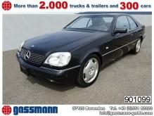 Mercedes CL 600 / Coupe Autom./Sitzhzg./Klima/NSW car