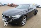 samochód osobowy BMW powypadkowy