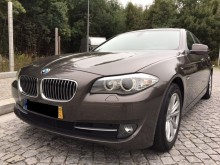 automobile BMW SERIE 5 520d Eficiency