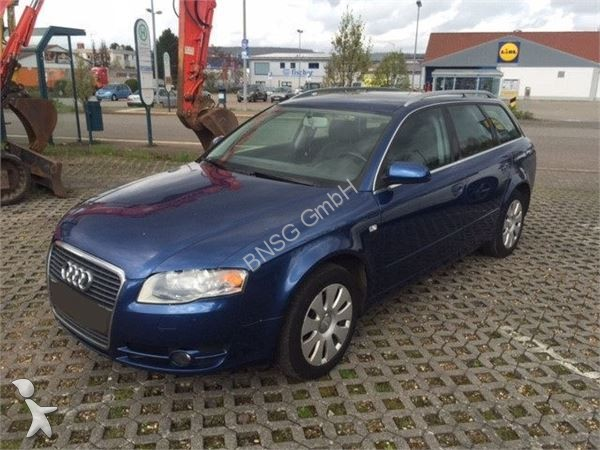 voiture occasion audi a4 avant 2 0 tdi dpf bj 2007 annonce n 1689441. Black Bedroom Furniture Sets. Home Design Ideas