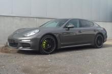 Porsche Panamera S E-HYBRID car