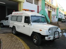 Toyota Land Cruiser car