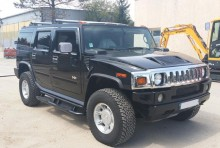 used Hummer 4X4 / SUV car