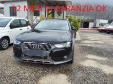 automobile Audi Allroad A4
