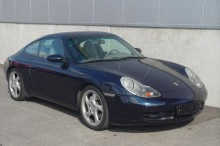 used Porsche coupé car